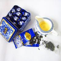 Wholesale 1 Box packs Superior Oolong Tea TieGuanYin Black Tea Tie Guan Yin Weight Loss China Green Food Gift DP870313