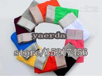 Wholesale 17 kinds of color mixing sequenceUnderpants men s boxer briefs Modal Men s underwear manufacturers accusing male underpants