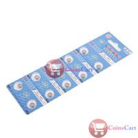 Wholesale Coins Cart x AG1 LR621 SR621 LR Button Cell Battery