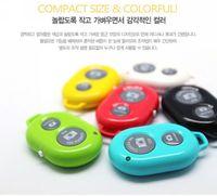 camera Bluetooth Remote Control Shutter Monopod Self timer f...