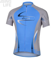 Cheap Short bikes clothing Best Breathable Men cycling shirts
