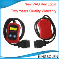 Wholesale VAG Key Login extract security code PIN code and program keys for Audi VW Skoda Seat DHL Post