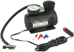 Drop shipping hot selling 12V 300PSI Car Auto Electric Pump Air Compressor Portable Tire Inflator
