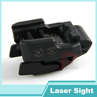 Wholesale New Mini Tactiacl Compact Red Laser Sight Universal Micro Pistol Red Laser Sight For Hunting HT3