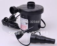 air pump sofa - HT AD V Electric Air Pump for air boat bed sofa Inflator deflator Inflatable pump