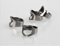 Wholesale In Stock Lowest price Finger Ring BEER Bottle Opener Stainless Steel bottle opener