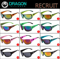 brand sunglasses - AAAA quality factory price new DRAGON RECRUIT sunglasses Sport Cycling sunglasses brand sunglasses colors TP117