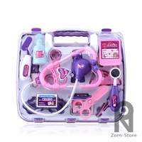 Wholesale Zorn Store Learning Resources Pretend Play Doctor Set Medical Center Doctors Kit with Real Working Accessories