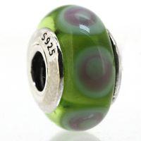 Cheap Glass Beads Best Circle Silver Glass Beads