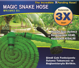 Wholesale Garden water hose Pvc plumbing hose retractable water pipe shrinkinggardenhose ft imperially