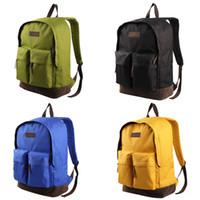Wholesale US Stock New Trend Unisex School Bag Backpack Student School Laptop Tablet Bag Daily Use Waterproof Camping Bag Bags