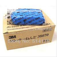 Cheap New 3M Car Magic Clean Clay Bar Auto Detail Cleaner Wash Sludge Free shipping By China Post Air Mail 5pcs lots