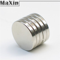 Wholesale 10pcs Disc Round Rare Earth Magnet Permanent Nd Fe B Neodymium Strong Magnets D20x3mm
