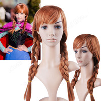 Wholesale Girl New Long Gloved Cosplay in Remy Hair Extensions Tails Scroll Anime SV005946