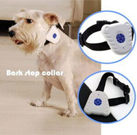 Wholesale Electronic ultrasonic pet dog stop barking device