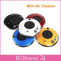 2014 Car Air Cleaner Mini Solar Power Air Cleaner Anion Diff...