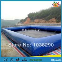 Cheap 2014 new hot sale inflatable swimming pool for kids with free shipping by air express door to door