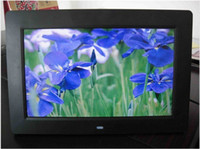 Wholesale Big discount New quot LCD Digital Photo Picture Frame white