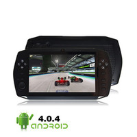 Wholesale C705 handheld game player device MB RAM GB ROM game Pad Tablet PC Android Game Player wxq