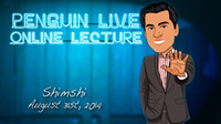 Wholesale Shimshi LIVE Penguin LIVE How to make more money magic teaching video magic tricks send via email