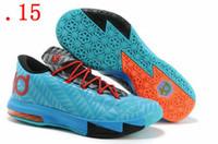Cheap Wholesale KD Basketball Shoes KD VI What the KD Athletics Shoes Online Cheap KD Sports Shoe Men Shoes Outdoor shoes Mix Orders 22colors free