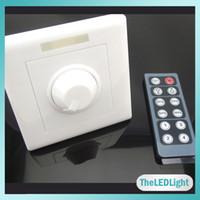 Cheap LED Dimmer 110V 220V Infrared 12-Key Triac IR Dimmer for LED E27 GU10 Dimmable LED Downlight LED Bulb