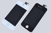 Wholesale DHL Great LCD Display Touch Screen Digitizer Assembly Repair Replacement For iPhone G S