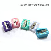 Wholesale Mini pencil sharpener primary school students child stationery simple pencil sharpener