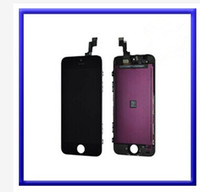 Wholesale Black White LCD Display Touch Screen Digitizer Full Assembly for iPhone S C Replacement Repair Parts