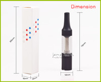 Replaceable 1.6ml Plastic Ego Mini BCC Atomizers Clearomizer for electronic cigarette e-cigarette Mini Protank Clearomizer Vaporizer PEN E Cig eGo Kits 510 Cartomizer