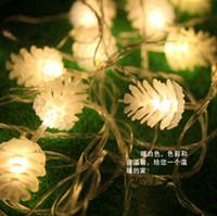 10 betamethasone fruit LED Christmas lights string, festive ...