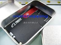 Wholesale 100pcs DHLPlain silver tin box cm x cm x cm rectangle tea candy business card usb storage box case