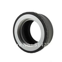 Wholesale 1pcs M42 lens to Micro M4 adapter G1 GF1 GH1 E P2 E P1 New