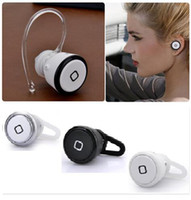 For Apple iPhone Bluetooth Headset Wireless New In-Ear Stereo Wireless Bluetooth Earphone Smallest Mini Headset Headphone For iPhone4 4s iPhone5 Samsung