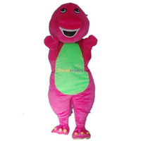 barneys dresses - Fancytrader Top Selling Barney Mascot Costume Barney Dinosaur Mascot Costume Fancy Dress FT20037