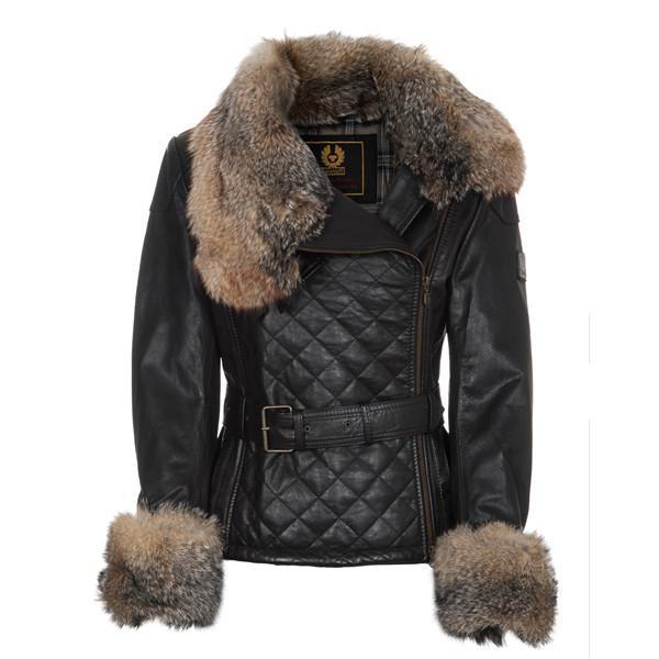 2017 Winter Fashion Women Leather Jacket Plus Size Coat Women Fur ...