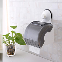 Wholesale AMKI An Qiqiang suction cups water toilet roll holder toilet paper holder