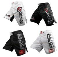 XL, XXL, XXXL, MMA Lotta Pantaloncini Hayabusa Shiai Lotta vestiti 4styles trasporto libero
