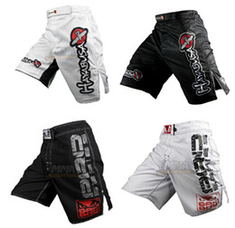 Wholesale XL XXL XXXL XXXXL MMA Fight Shorts Hayabusa Shiai Fight clothes styles
