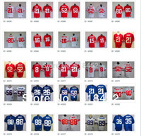 Cheap wholesale high quality American football jersey,cheap sports jerseys Embroidery logos,Accept mix order,Free Shipping,