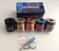 Cheap 2014 hottest innovative rda atomizer Tobh atty rda atomizer Clone Tobh atty V2 for electronic cigarette tobh atty atomizer