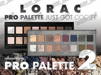 Wholesale Drop Shipping China Post Air Pieces New LORAC Pro Palette And Pro Palette Colors Eyeshadow Primer