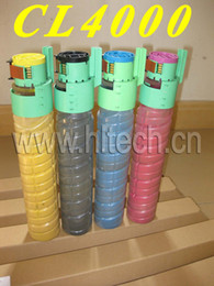 Wholesale Special Offer Compatible Ricoh SP C420 SP C410 SP C411 CL4000 color toner cartridge K M C Y