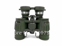 Wholesale Seeker x42 Binoculars Telescope For Camping Hunting Army Green Binocular