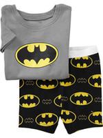 Cheap Unisex sleepwear children Best Spring / Autumn Short sleepwear pajama