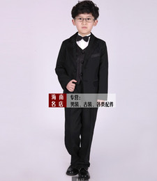 Wholesale Hottest selling boy dress suit important occasions suits fashion boy s suit can be customized size