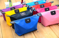 Wholesale Convenient Travel Cosmetic Bags Wash Storage Bags Makeup Bags Waterproof Handbag Coin Purse