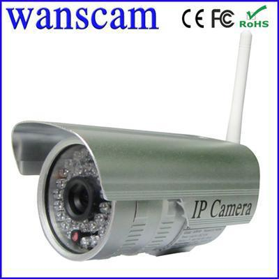 outdoor internet security camera