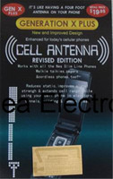 Wholesale HOT SELLING ANtenna The Newest golden antenna booster for all kinds of mobile phone FREE SHIPPINn