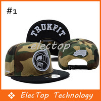 Cheap Free Shipping Trukfit Snakeskin RED Snapbacks Adjustable Hip Hop Street Snapback Mix Order Hellosport86 Wholesale